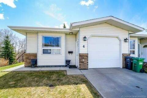 Townhouse for sale at 5125 62 St Red Deer Alberta - MLS: CA0193039