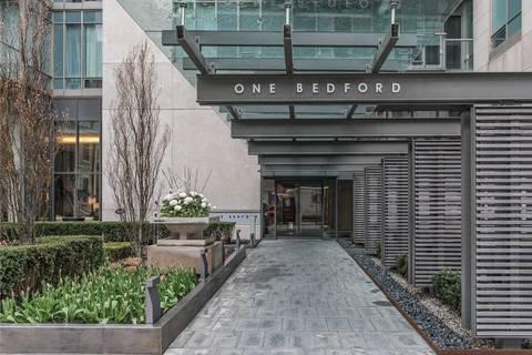 Apartment for rent at 1 Bedford Rd Unit 513 Toronto Ontario - MLS: C4519356