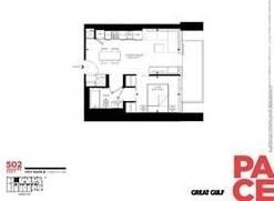 Apartment for rent at 159 Dundas St Unit 513 Toronto Ontario - MLS: C4457180