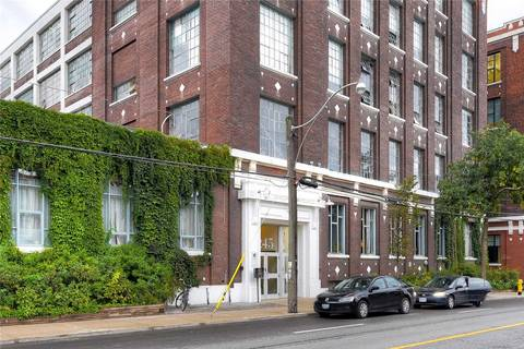 Commercial property for lease at 245 Carlaw Ave Apartment 513 Toronto Ontario - MLS: E4580487