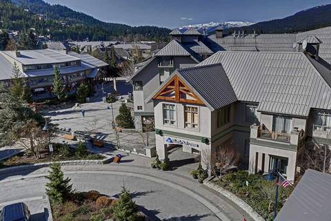 Condo for sale at 4295 Blackcomb Wy Unit 513 Whistler British Columbia - MLS: R2397183