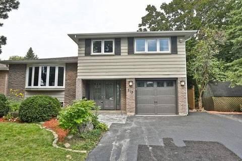 House for sale at 513 Bohemia Cres Oakville Ontario - MLS: W4590116