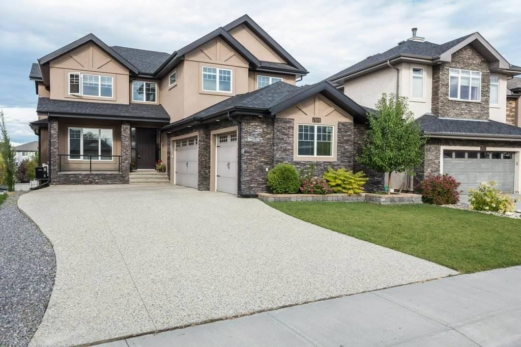 House for sale at 513 Callaghan Pt Sw Edmonton Alberta - MLS: E4183100