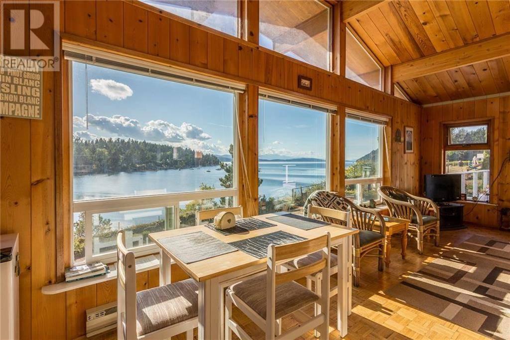 House for sale at 513 Dalton Dr Mayne Island British Columbia - MLS: 399829