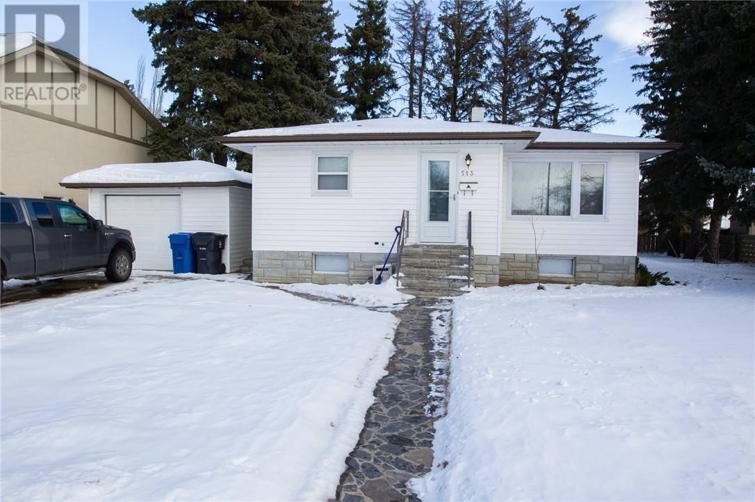 House for sale at 513 Dieppe Blvd S Lethbridge Alberta - MLS: ld0184412