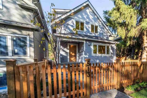 Townhouse for sale at 513 11th Ave E Vancouver British Columbia - MLS: R2506756
