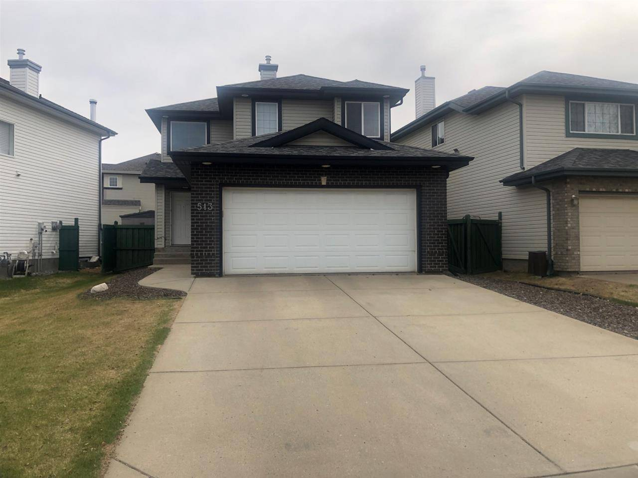 House for sale at 513 Hunters Gr Nw Edmonton Alberta - MLS: E4191154