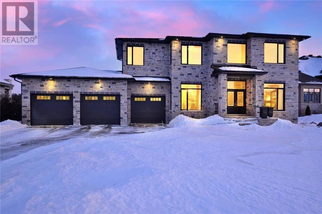 House for sale at 513 Leimerk Ct Manotick Ontario - MLS: 1187002