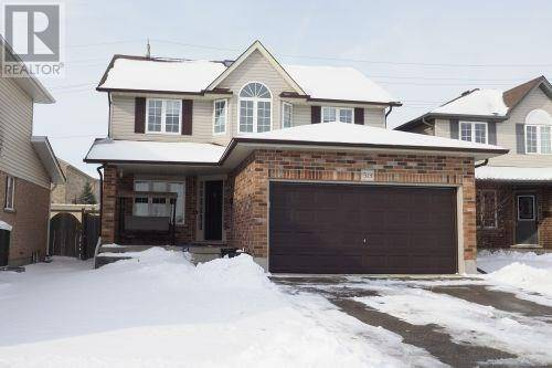 House for sale at 513 Pine Hollow Ct Kitchener Ontario - MLS: 30786676