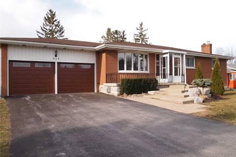 House for sale at 513 Riverdale Rd Brock Ontario - MLS: N4410287