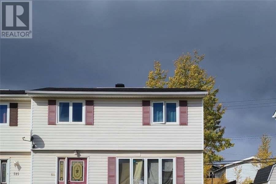 House for sale at 513 Tamarack Dr Labrador City Newfoundland - MLS: 1200787