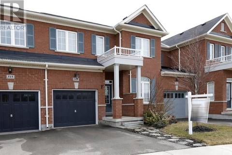 Townhouse for sale at 513 Vaughan Ct Milton Ontario - MLS: 30722926