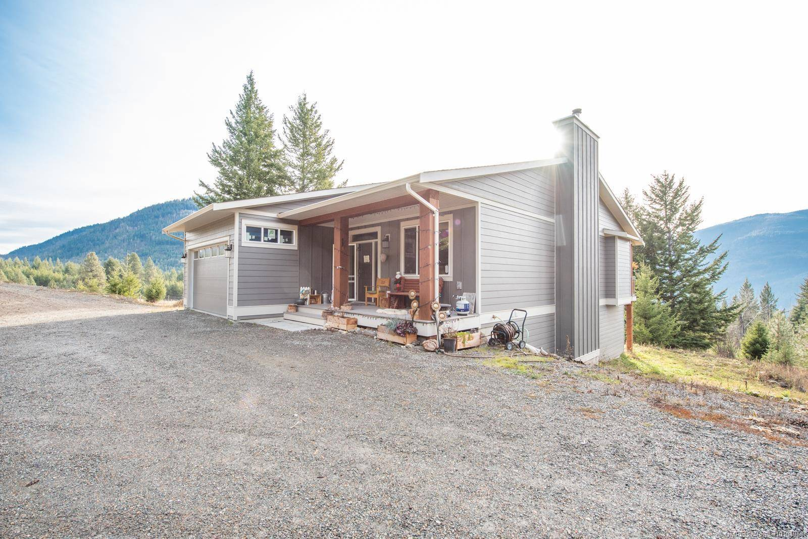 House for sale at 5131 Bolean Lake Rd Falkland British Columbia - MLS: 10194958