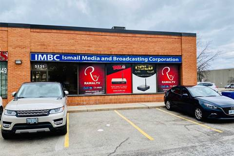 Commercial property for sale at 5131 Tomken Rd Mississauga Ontario - MLS: W4734274