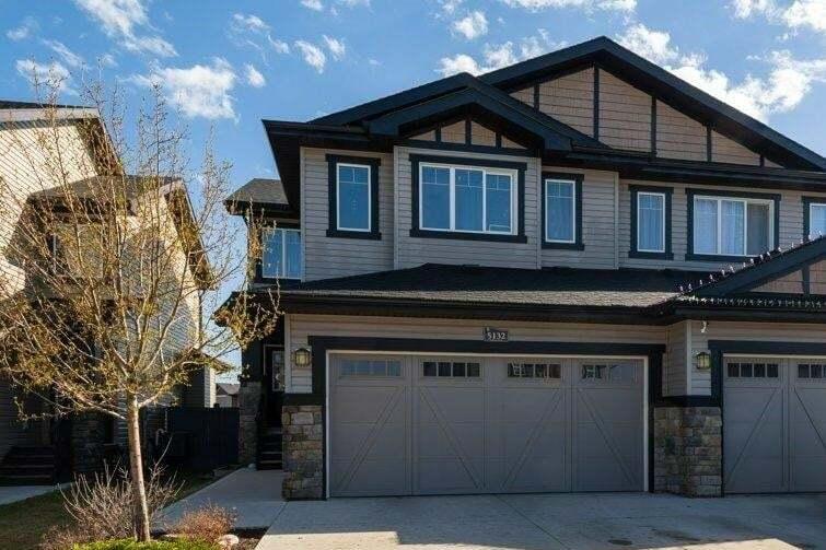 Townhouse for sale at 5132 Godson Cl NW Edmonton Alberta - MLS: E4202487