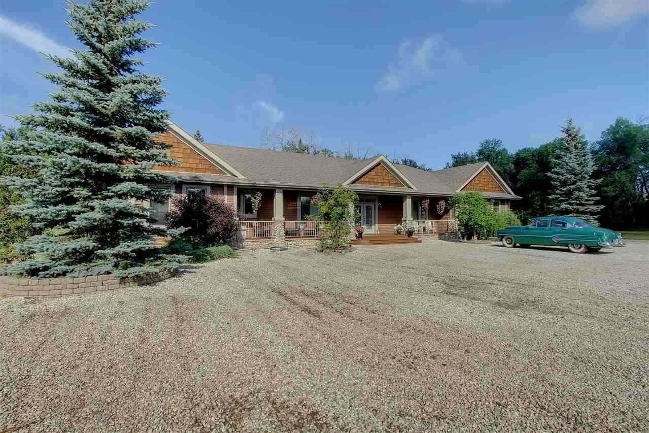 House for sale at 51320 Rge Rd 10 Rd Rural Parkland County Alberta - MLS: E4206300