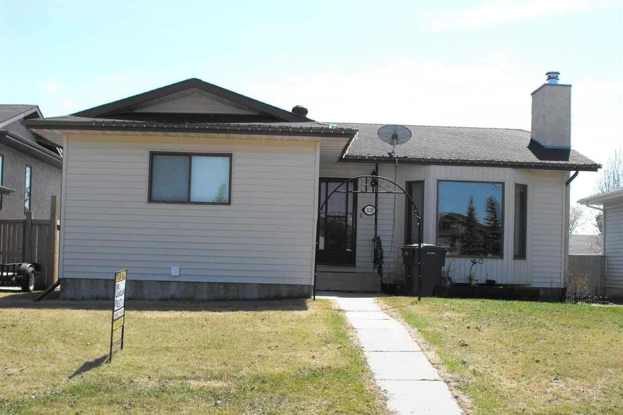 House for sale at 5133 58 Av Elk Point Alberta - MLS: E4094813