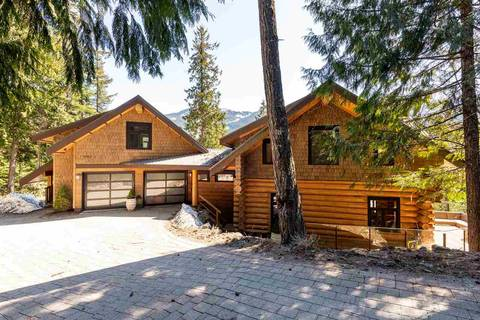 House for sale at 5134 Alta Lake Rd Unit 5134 Whistler British Columbia - MLS: R2450868