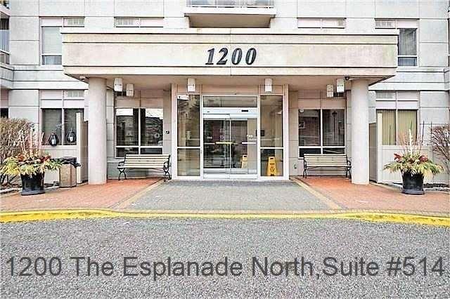 Sold: 514 - 1200 The Esplanade , Pickering, ON