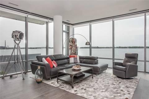 Apartment for rent at 39 Queens Quay Unit 514 Toronto Ontario - MLS: C4471144