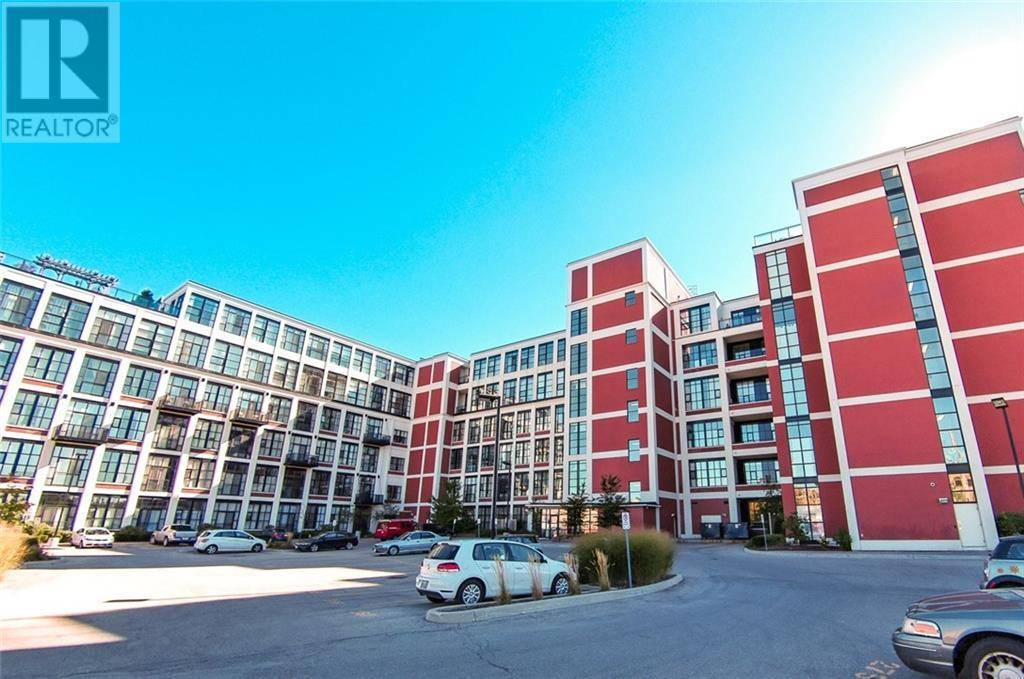 Condo for sale at 404 King St West Unit 514 Kitchener Ontario - MLS: 30799475