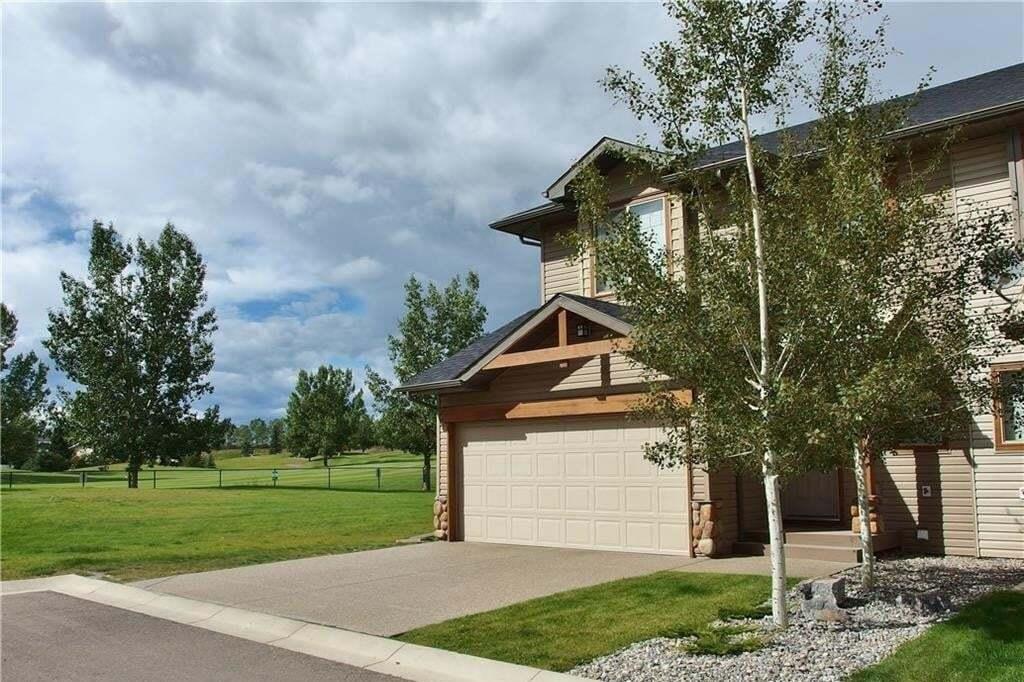 Townhouse for sale at 413 River Av Unit 514 Riverview, Cochrane Alberta - MLS: C4299961