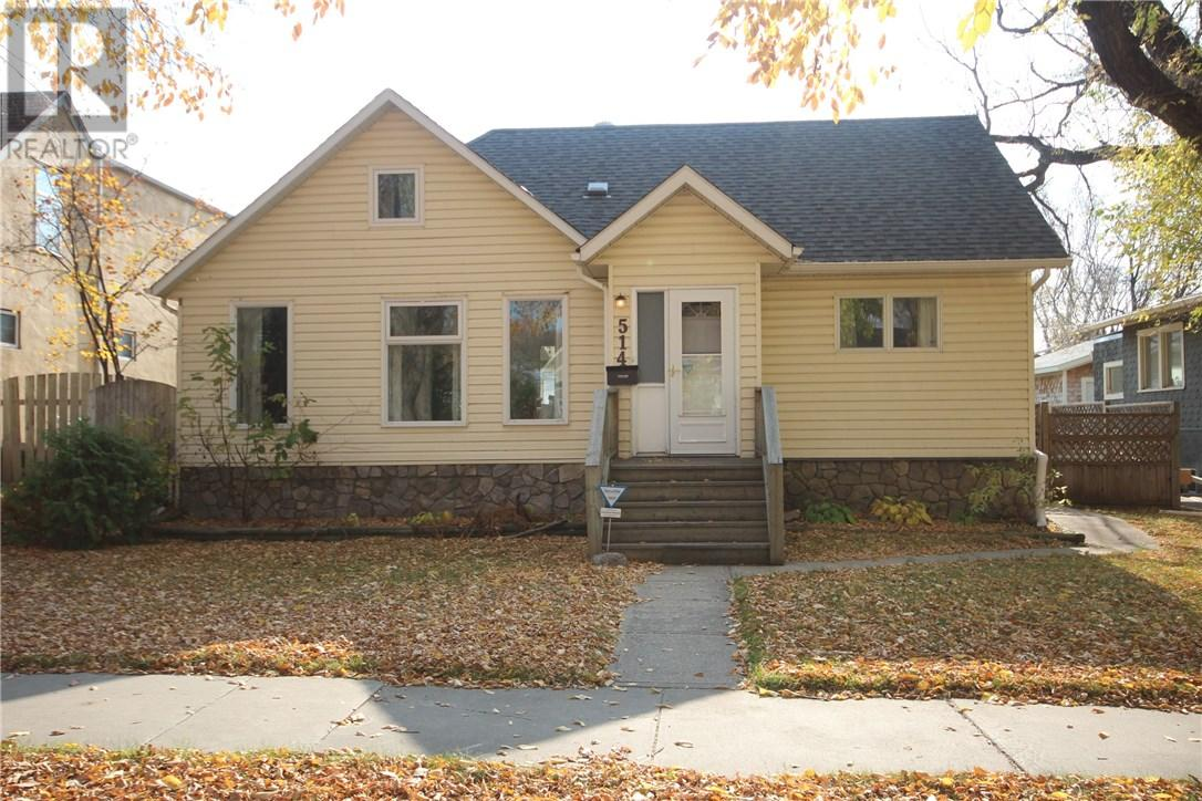 Removed: 514 5th St E, Saskatoon, SK - Removed on 2018-01-09 21:10:06