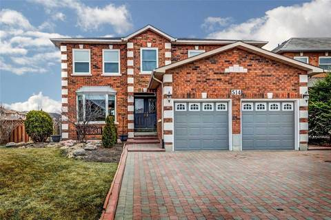 House for sale at 514 Belview Ave Vaughan Ontario - MLS: N4413141