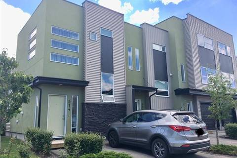 Townhouse for sale at 514 Covecreek Circ Northeast Calgary Alberta - MLS: C4258433