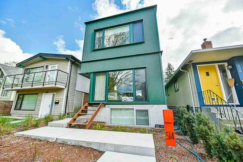 House for sale at 514 30th Ave E Vancouver British Columbia - MLS: R2455199