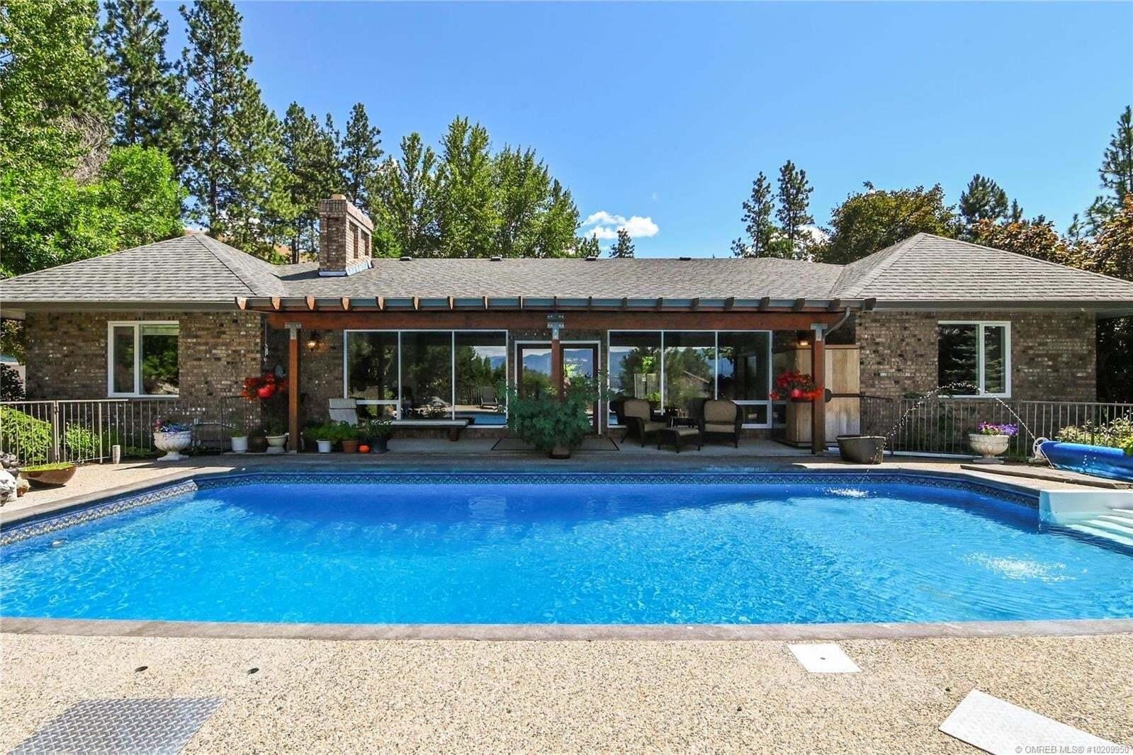 House for sale at 514 Hawes Ct Kelowna British Columbia - MLS: 10209950