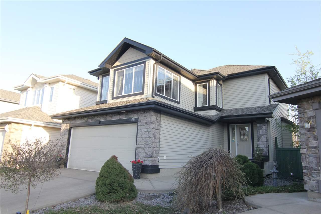 For Sale: 514 Hunters Gr Nw, Edmonton, AB | 4 Bed, 3 Bath House for $529,880. See 30 photos!