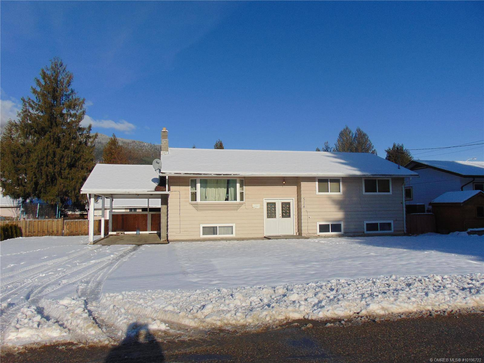 House for sale at 514 Spruce St Sicamous British Columbia - MLS: 10196722