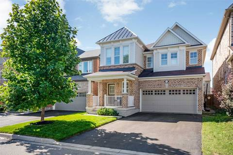 House for sale at 514 Wettlaufer Terr Milton Ontario - MLS: W4581269