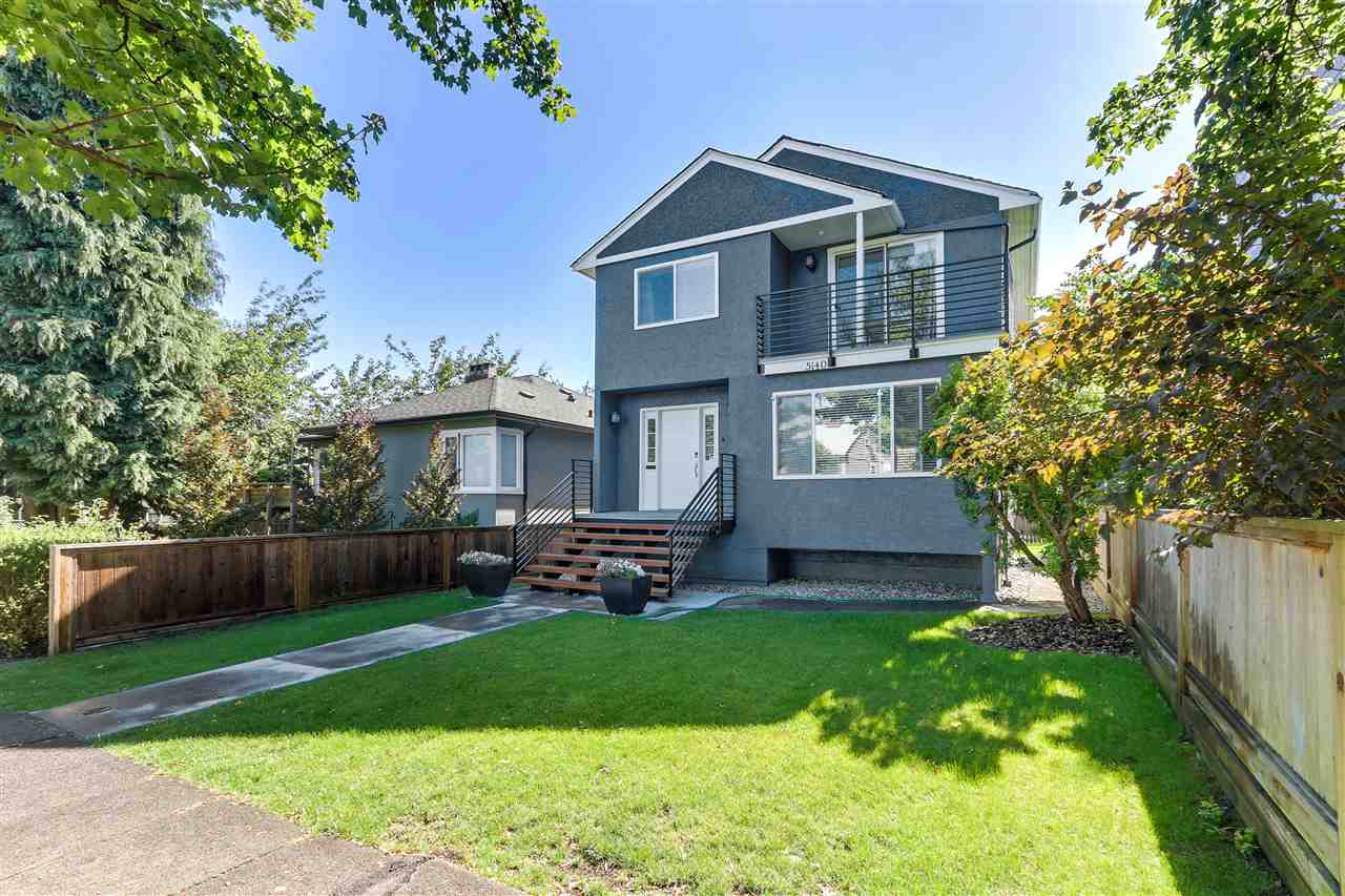Sold: 5140 Windsor Street, Vancouver, BC