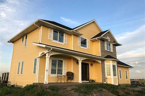 House for sale at 514004 160 St East Rural Foothills County Alberta - MLS: C4261265