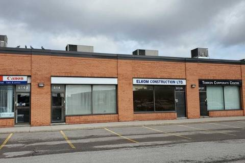 Commercial property for lease at 5141 Tomken Rd Mississauga Ontario - MLS: W4734093