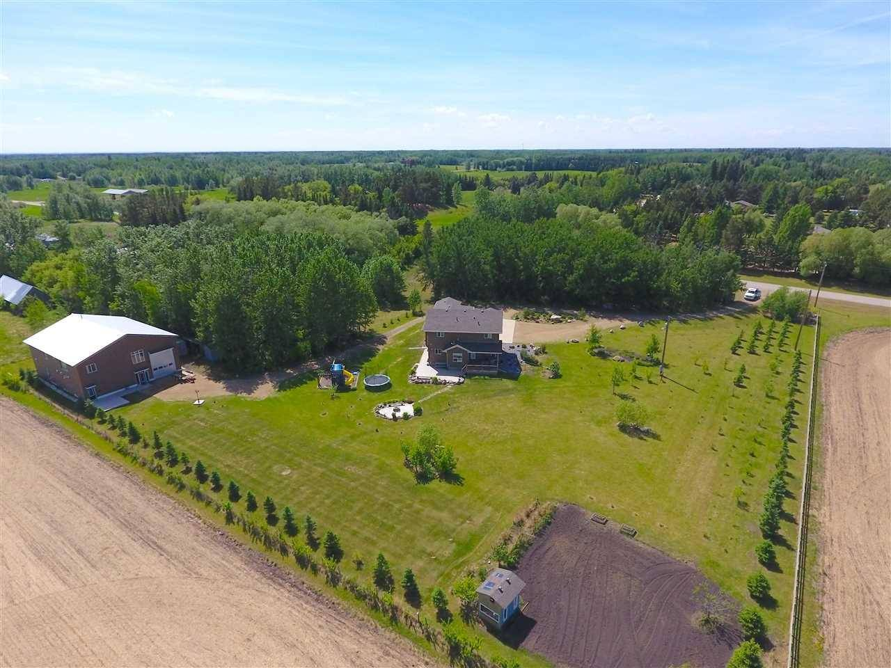 House for sale at 51417 Rge Rd Rural Parkland County Alberta - MLS: E4181338