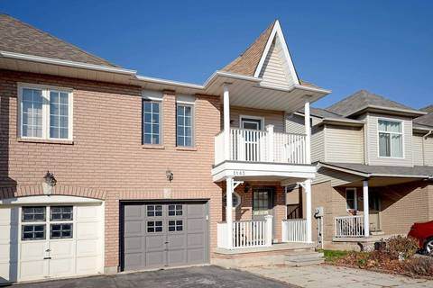 Townhouse for sale at 5143 Lampman Ave Burlington Ontario - MLS: W4643274
