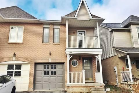 Townhouse for rent at 5143 Lampman Ave Burlington Ontario - MLS: W4670014