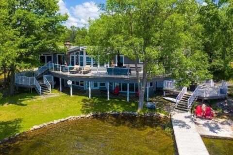 House for sale at 5144 Island 1040  Georgian Bay Ontario - MLS: X4849317