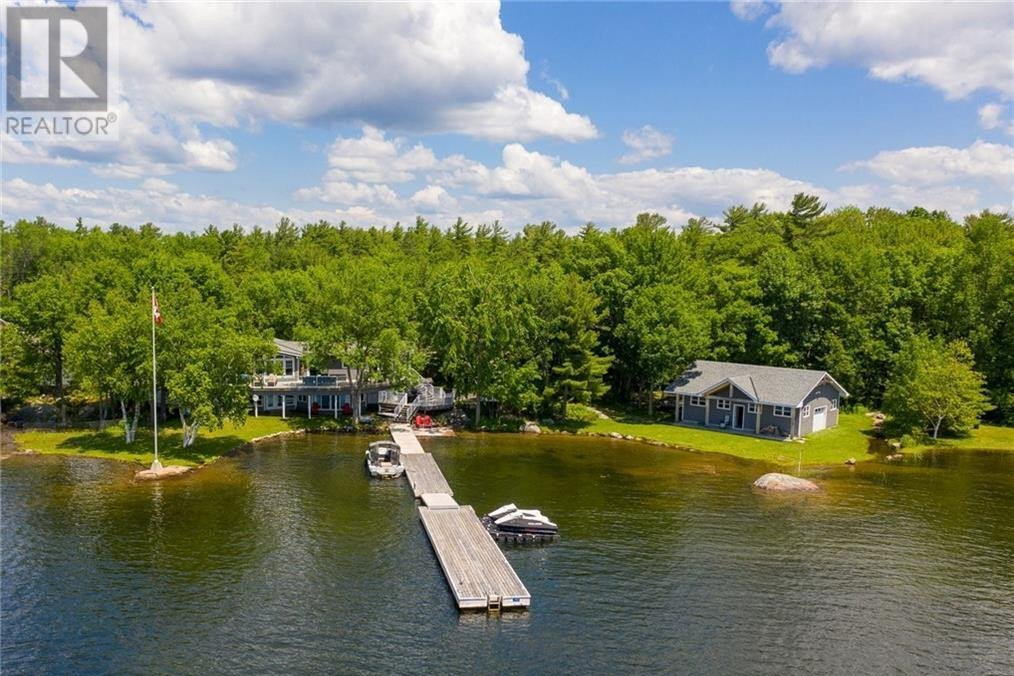 House for sale at 5144 Island 1040/little Beausoleil Is Honey Harbour Ontario - MLS: 269465
