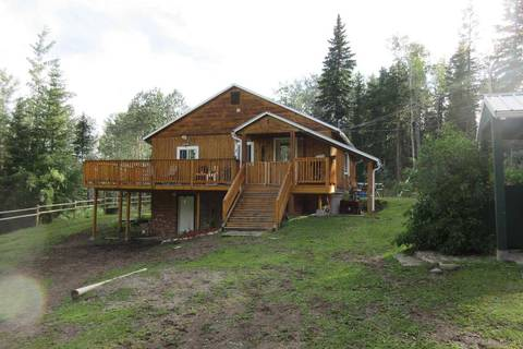 House for sale at 5144 Nazko Rd Quesnel British Columbia - MLS: R2389022