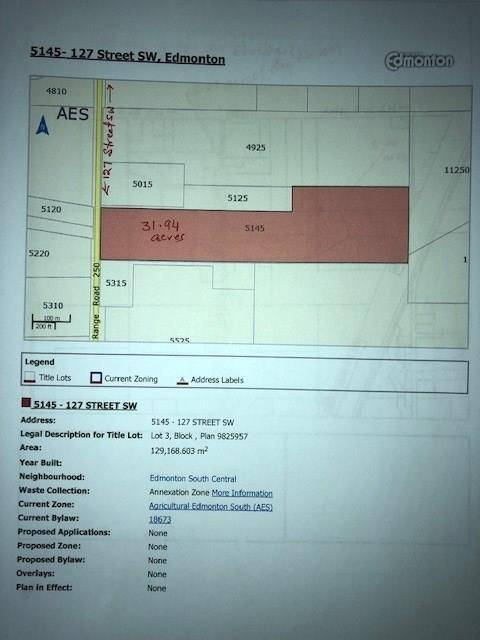 5145 127 Street Sw, Edmonton | Image 1