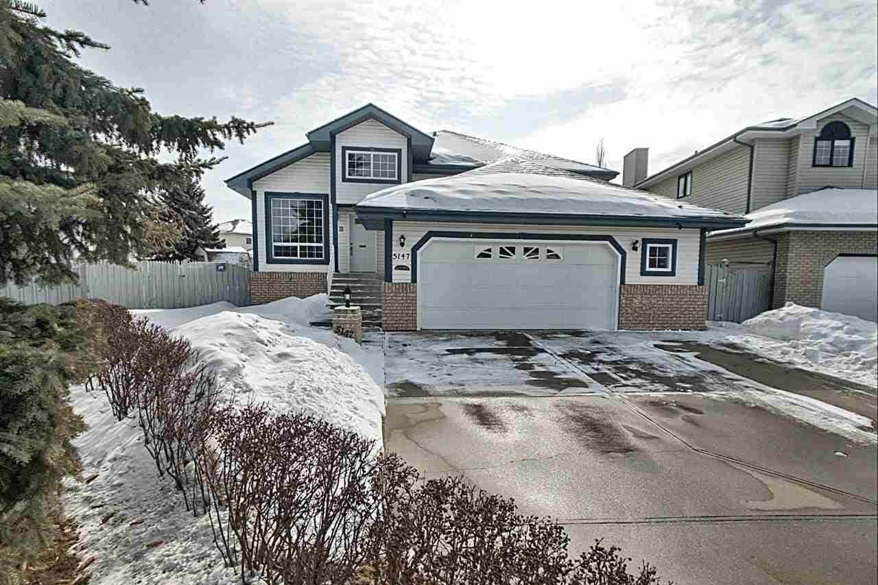 House for sale at 5147 189 St NW Edmonton Alberta - MLS: E4192391