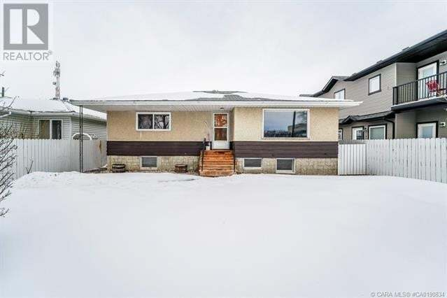 House for sale at 5148 47 St Innisfail Alberta - MLS: ca0190834