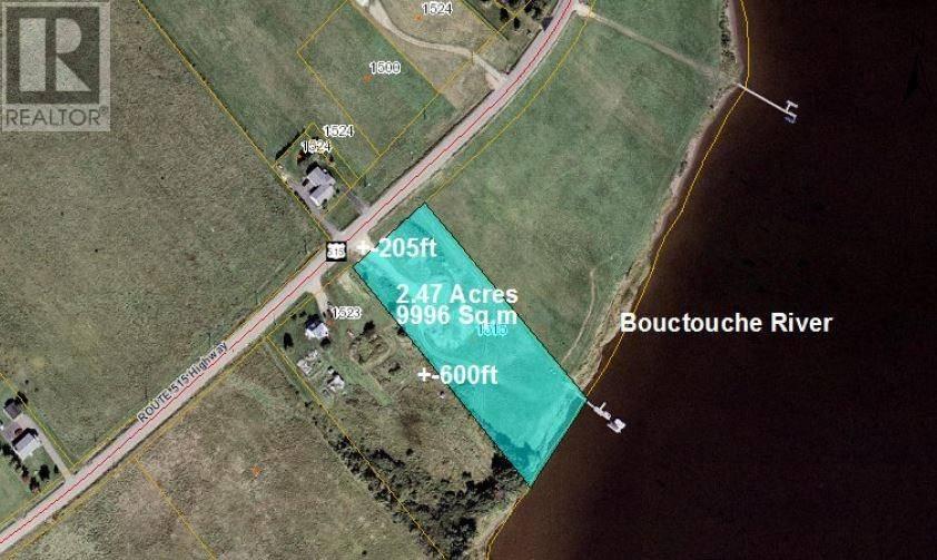 Residential property for sale at 1515 Route 515 Rte Unit 515 Ste. Marie-de-kent New Brunswick - MLS: M121007