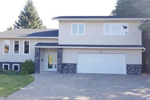 House for sale at 515 1st Ave N Naicam Saskatchewan - MLS: SK786980