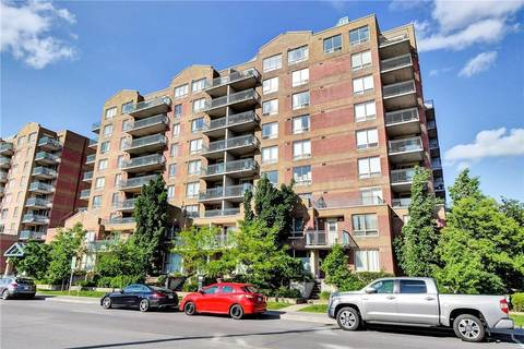 Condo for sale at 45 Holland Ave Unit 515 Ottawa Ontario - MLS: 1156417