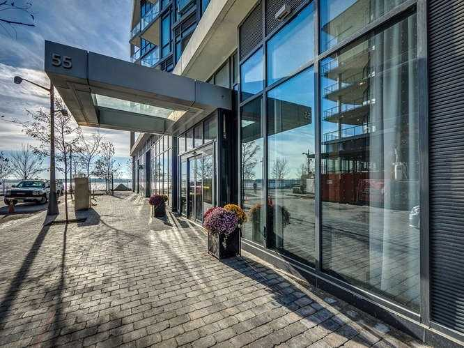 Buliding: 55 Merchants Wharf Wharf, Toronto, ON